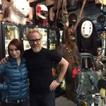 RT @donttrythis: Look who came by the shop today!! The awesome @feliciaday enjoyed some Gamja Fries from @NamuSF.