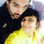 RT @Sangsterr: Early morning selfie with the one and only @TheJohnAbraham #scmm #mirchiselfiequeen @mirchimumbai http://t.co/2fnODN7i8X