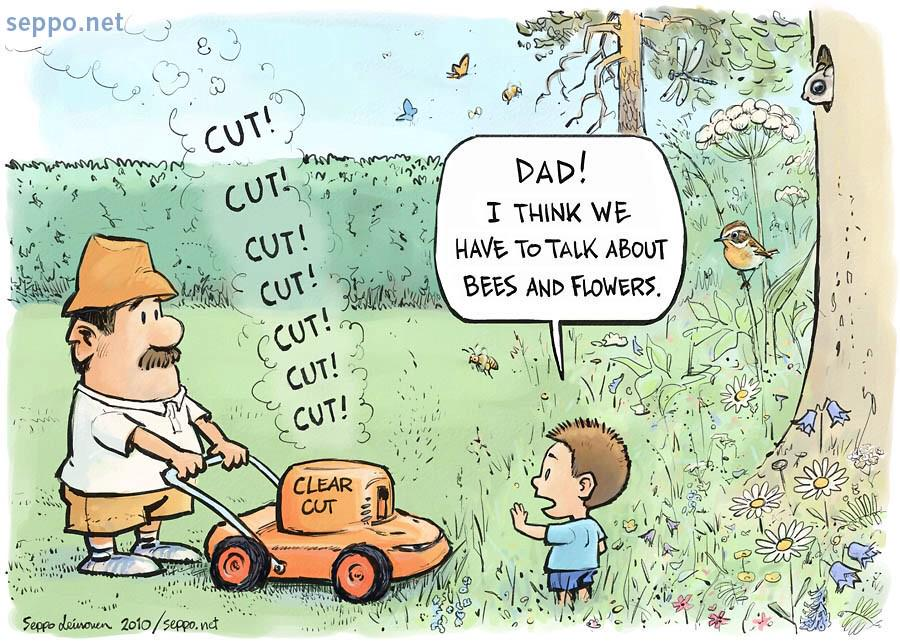 @LangBanks Lawns are also biologically poor green deserts. :( #biodiversity  @montaukian http://t.co/ZS3hWSCJpE