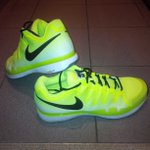 All set with my pair of Nike Zoom Vapour for the Aussie Open. @niketennis, #mycourtkicks #zoomvapour.