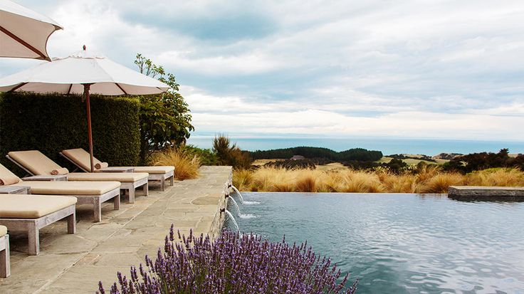 Today's Daily Escape is from Hawke's Bay, New Zealand.
