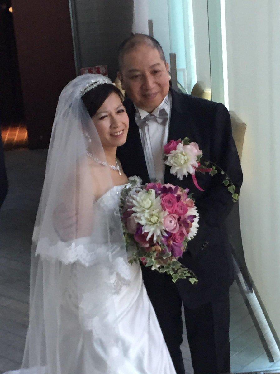 昨日結婚しましたたことをご報告いたします。 http://t.co/o21iHDs9G9