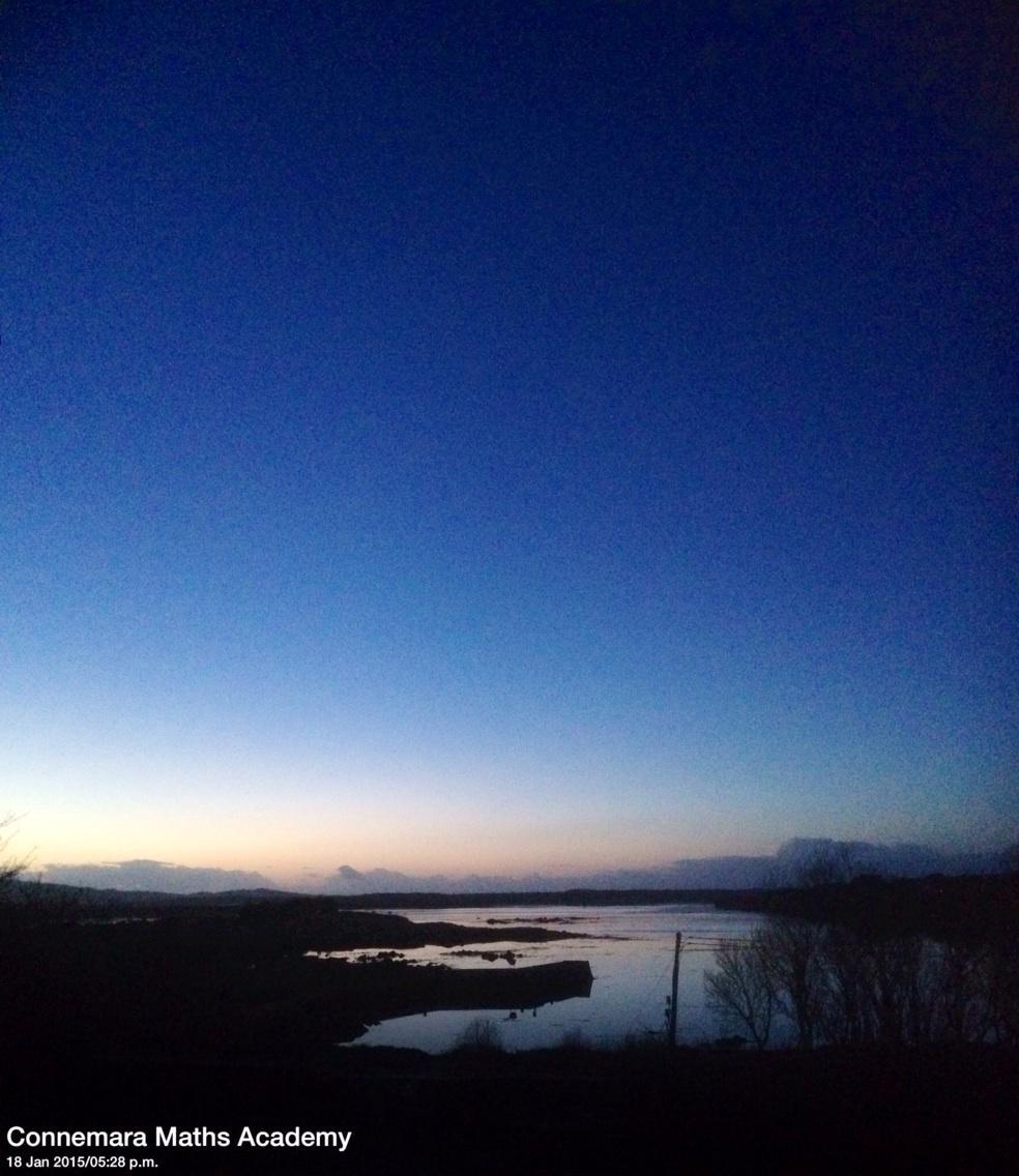 End of a beautiful day #Cashel #Connemara @DiscoverGalway @wildatlanticway http://t.co/2sQqXa7xXB