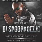 Patronaat Haarlem !! #DJSNOOPADELIC abt to turn this party out tonite ! S/o @iforphin http://t.co/bQRMC3KP5z