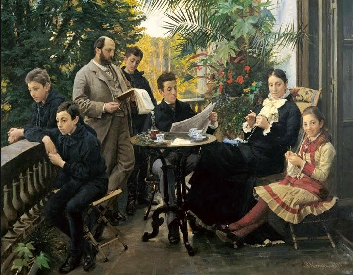 Scourge of our times :-) How people ignored each other before smartphones. http://t.co/Cqh6EY4m58 HT @sbartner @carolmhunt