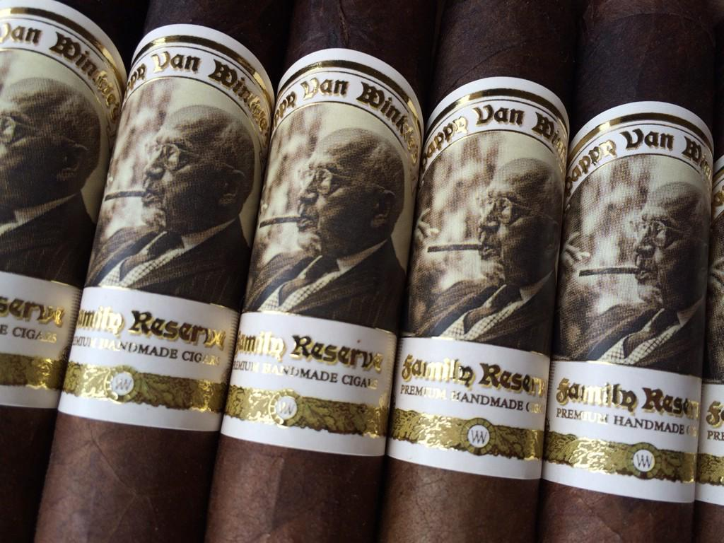 Preparing Official Update for PAPPY VAN WINKLE CIGARS.So glad that I'm back to concentrating on my core competency.JD http://t.co/mv0N418tH1
