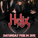 """ONSALE NOW, @CMG_Concerts Presents @helixtheband @WaxNightclubKW @KWAwesome @DTKitchener http://t.co/IhWqUAsnaD http://t.co/xio081a0gF"""""""