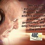 RT @9NewsBrisbane: Alan Jones slammed @theqldpremier, angry about mining, developments in Darling Downs. #QldVotes http://t.co/Bxj89jUFap