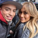 RT @JV3GA90: Even though @JLo is on a rush she knows to take a few seconds with her True #JLovers #TheBoyNextDoor @TheBoyNextDoor http://t.…