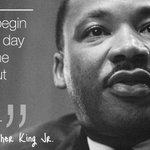 RT @GlblCtznUK: Today we celebrate an incredible man. Happy #MartinLutherKingDay!