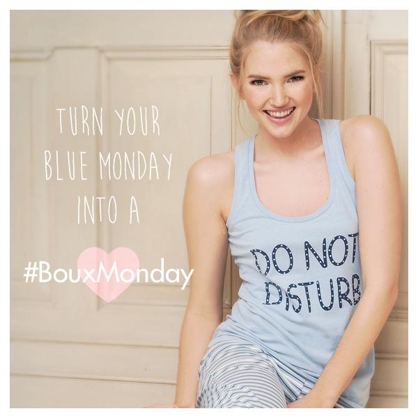 Turn your #BlueMonday into a Boux Monday! Follow and RT to #win a £50 gift card. Love Miss B x http://t.co/wBkWnqI49J