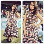 @TheParulYadav style statement @nehhat dress @curiocottage jwlry @ZARA @VaastuPrakara promo @ccl styled by @divyabawa http://t.co/GIgtjaU9Pc