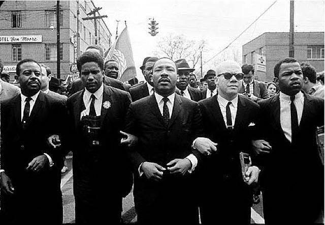 Dr. King was my friend, my brother, my hero. We honor him through service. Today is a day on, not a day off. http://t.co/i3CDvaRwpA