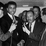 """RT @MuhammadAli: """"The best way to make your dreams come true is to wake up."""" #MLK"""