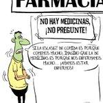 #CARICATURA La escasez de medicinas es por... http://t.co/117rsPuYTs @traffiCARACAS @la_patilla @laureanomar @AlbertoRavell @ElNacionalWeb