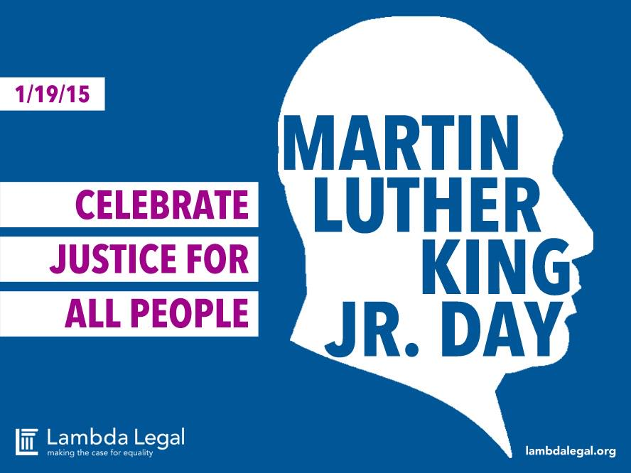 Today is Martin Luther King Jr. Day. RT to celebrate justice for all people. #MLKDay #MLKDay2015 http://t.co/mNEGj8SzFE