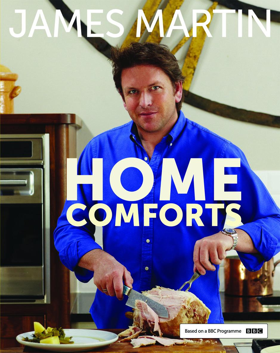 Does #HomeComforts make your mouth water? For recipes from series 1 & 2, @jamesmartinchef's official book is out now! http://t.co/CvJycAtx7H