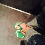Sohail Khan ki 19876th chappal outing!!! http://t.co/P3VHp5xiWs