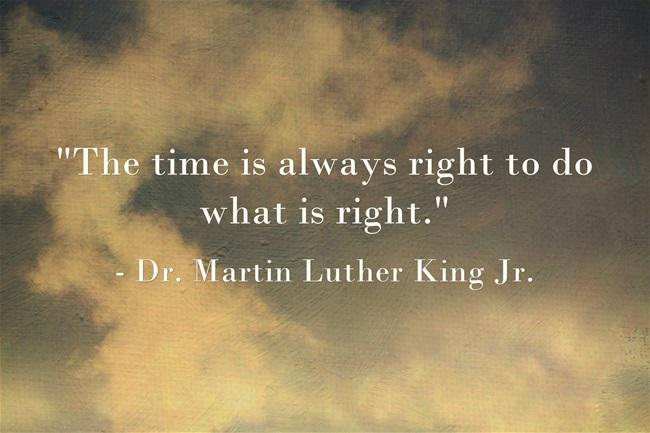 Paying homage to the esteemed Dr. King today. #MLK #service #civilrights http://t.co/EncLmJs8ml