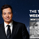 RT @FallonTonight: TONIGHT: @JLo and @AnthonyMackie will be here! Plus stand-up from Iliza Shlesinger (@iliza)! #FallonTonight http://t.co/…