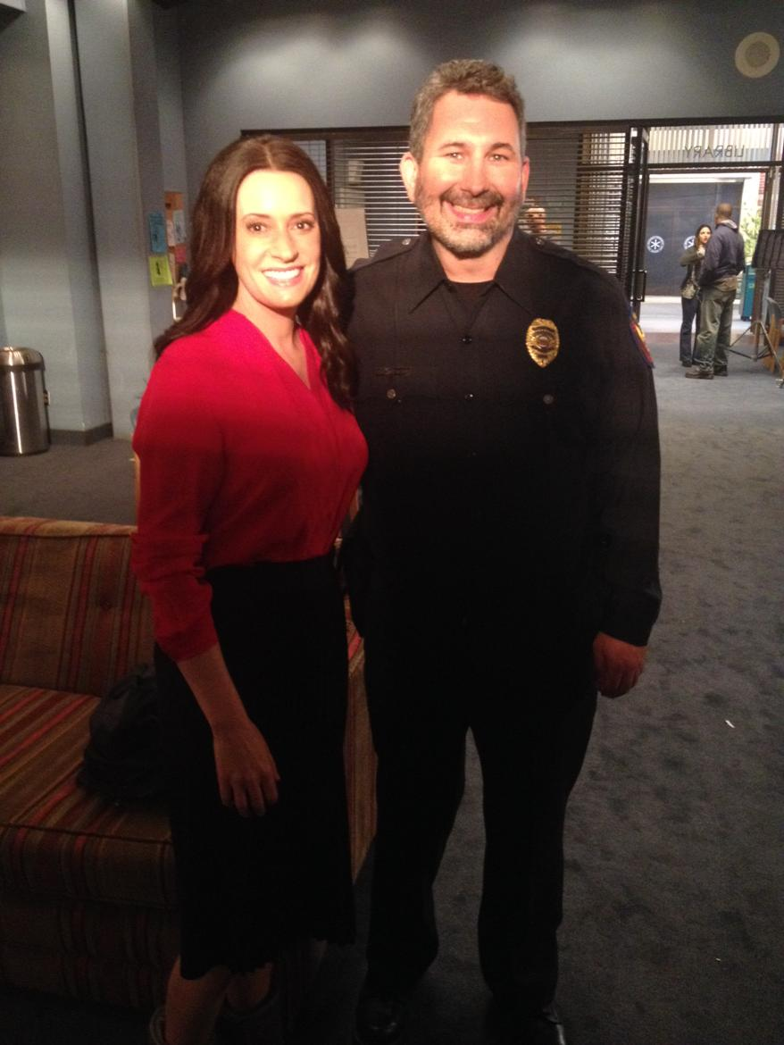 Shooting something today with @pagetpaget , I bet you'll never be able to figure out what http://t.co/4VvYsfNlA5