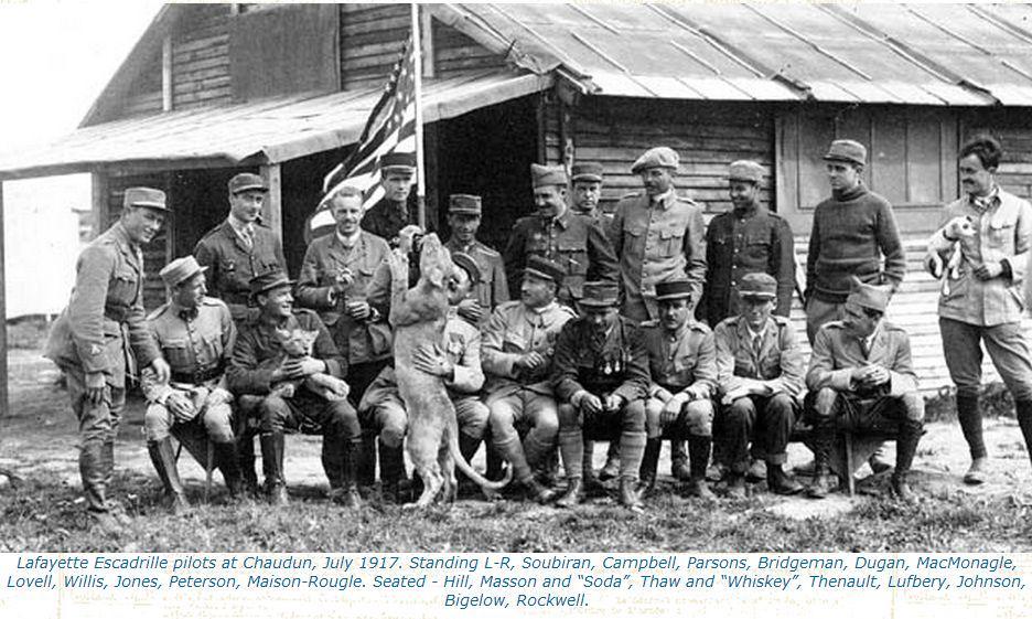 Flight Lafayette's LIon Cubs http://t.co/QauJpLn7W2 #WW1 #AVIATION #HISTORY http://t.co/dLrLDW7wFY