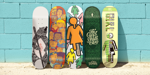 See how 5 students #madethis line of @GirlSkateboards with #CreativeCloud: http://t.co/RmpEQnydZ5 http://t.co/FFuJ3COLLE