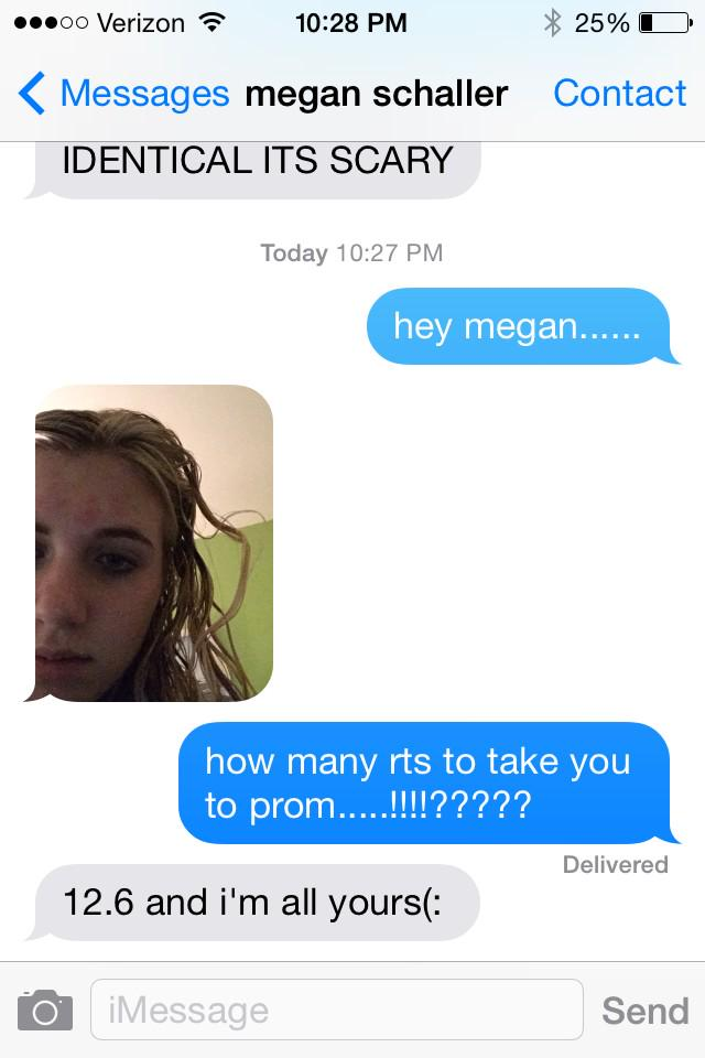 U SAW IT GUYS - I WANNA TAKE THE BAE TO PROM
