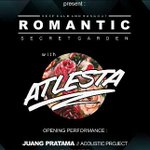 Romantic Secret Garden w/ Atlesta, Juang Pratama / Accoustic Project, DJ Mars, etc | 14 Feb 2015 @MONOPOLISOEHAT http://t.co/EsGXChYzCs