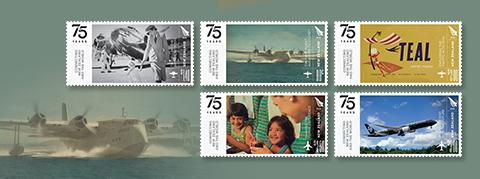 We've joined with @NZPost to issue a commemorative stamp collection, available now!