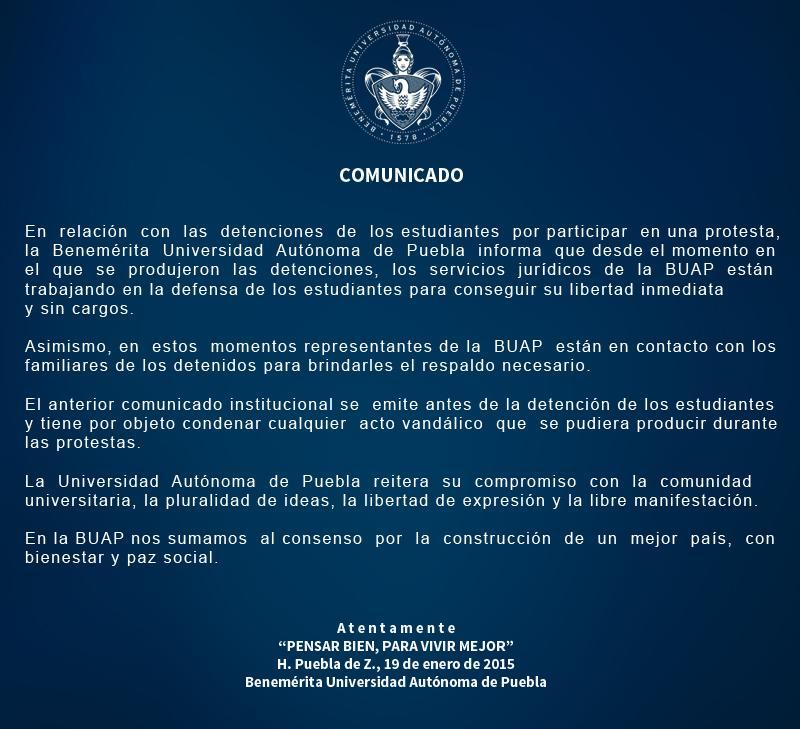 Segundo comunicado. http://t.co/5rAzfqTopR