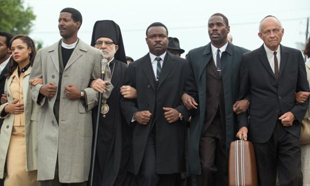 We're giving away two tickets to Selma's UK premiere, in London next Tues 27! Just RT this to enter  (Photo: Pathe) http://t.co/G2foHcMUDm