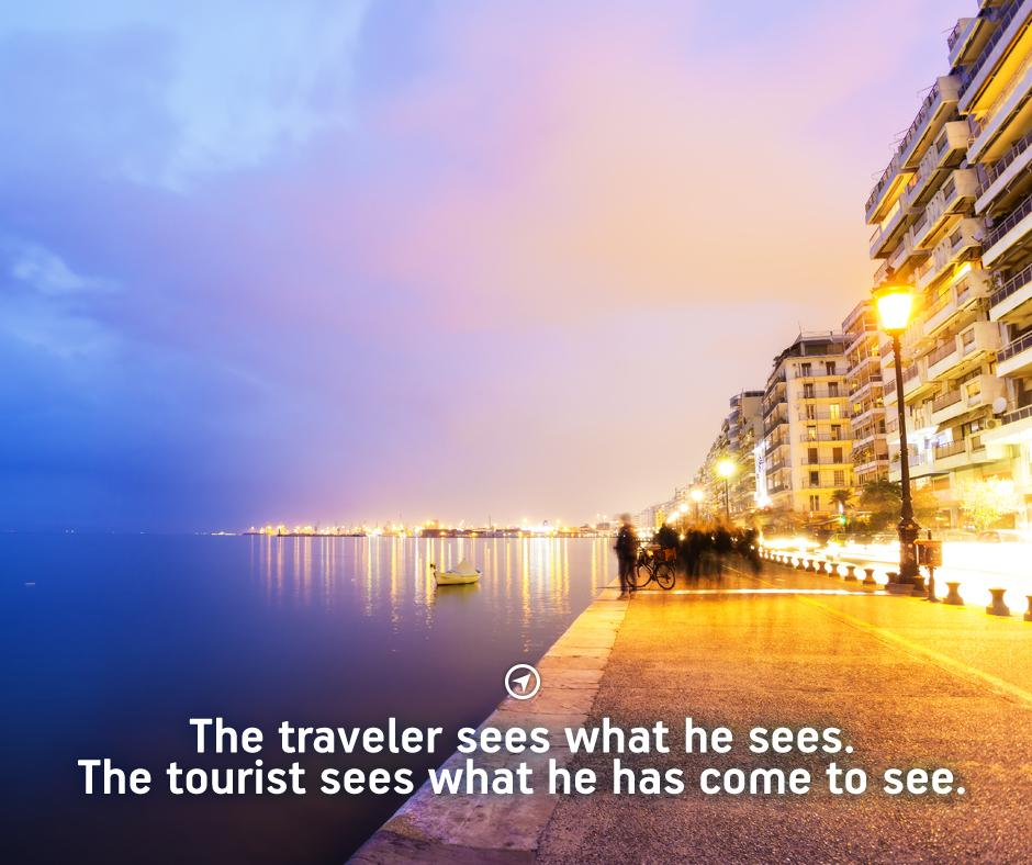 Traveler or tourist, book your tickets for Greece now at