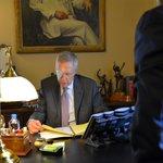 RT @kieferf: Senator #Reid back in his office on the Hill today. http://t.co/2Ho4tav7KK