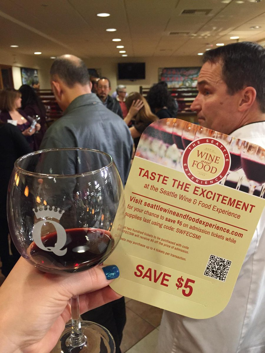 Friends: Join me for the ultimate @seattlewinefood #SWFEQFC #SWFE experience and save!!! @QFCGrocery http://t.co/WOgkh2F6Pd