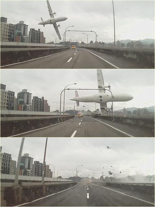 Incredible eyewitness accounts of #TransAsia crash #GE235 https://t.co/3JElKcDhpC Via @Missxoxo168, Aaron Chen http://t.co/PC44BQYMJ7