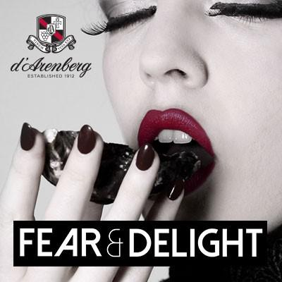 A sexy, interactive feast of theatre, food & d'Arenberg wine? Yes please! #fearanddelight http://t.co/3Wy9DzI3nJ http://t.co/6J9qGXIlJZ