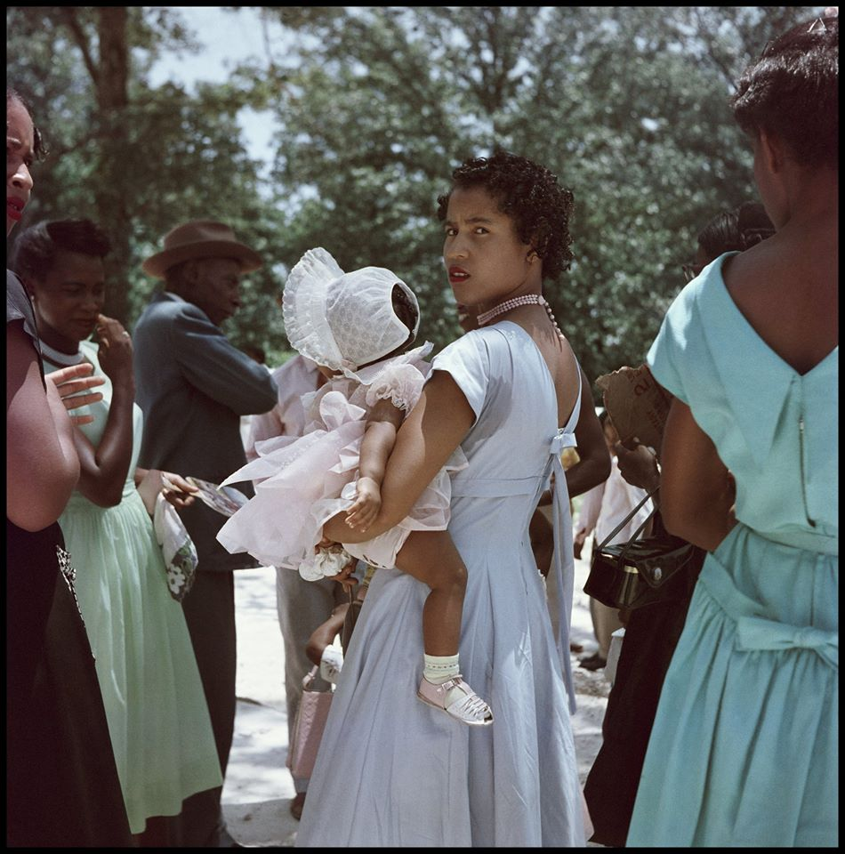 "Each Monday we'll honor #BlackHistoryMonth with a work on view. Gordon Parks, ""Untitled, Shady Grove, Alabama,"" 1956 http://t.co/gEQ98G3T0H"