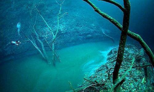 There are underwater rivers that flow along the ocean floor. http://t.co/qrTcuY80sT