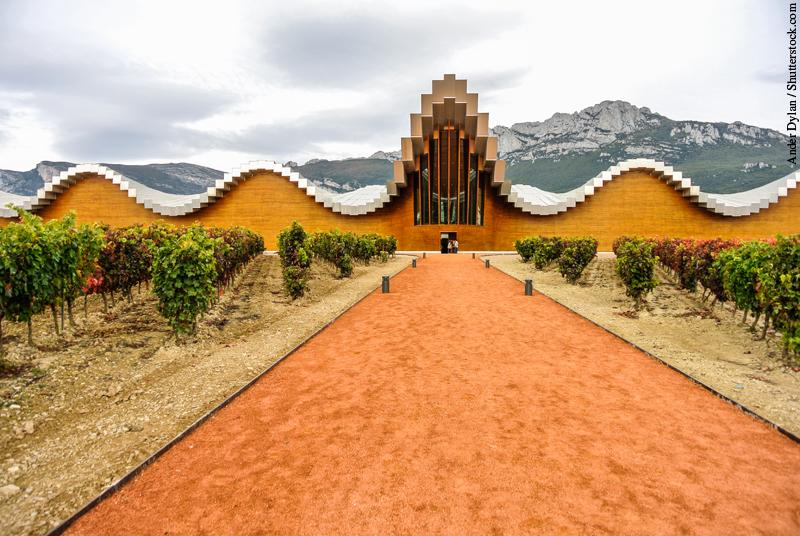 12 of The Most Impressive Wineries in The World - #1 is #Rioja! http://t.co/HpXdz9Leru #spanishwine http://t.co/0IYiVnSyo7
