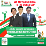 RT @castrolcricket: Make sure you join us, as we create history. #ClingOnToTheCup http://t.co/GWRnetMFPp