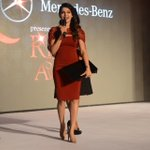 Stunning @Samanthaprabhu2 at #MercedesBenzRitzStyleAwards as the Most Admired Celebrity! http://t.co/DJreTWN7dk