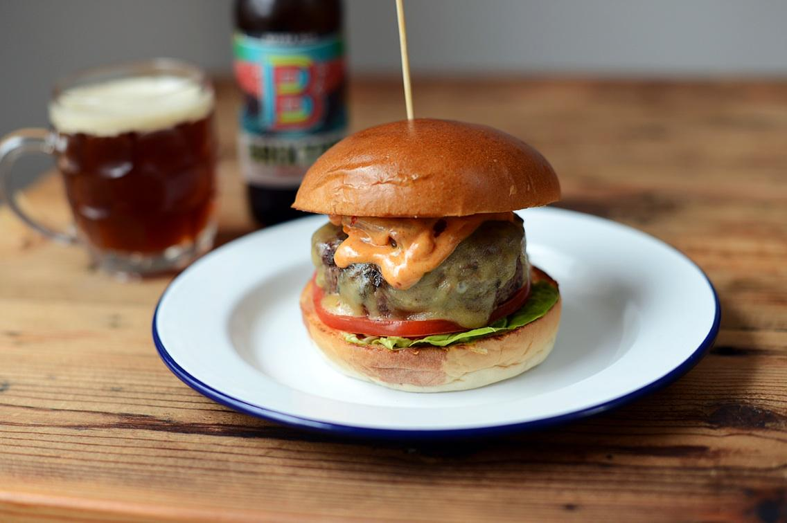 Just making it back home from work? Well tonight the mighty BC Burger is just £7 with fries. #justsaying http://t.co/hBF9i9MKMz