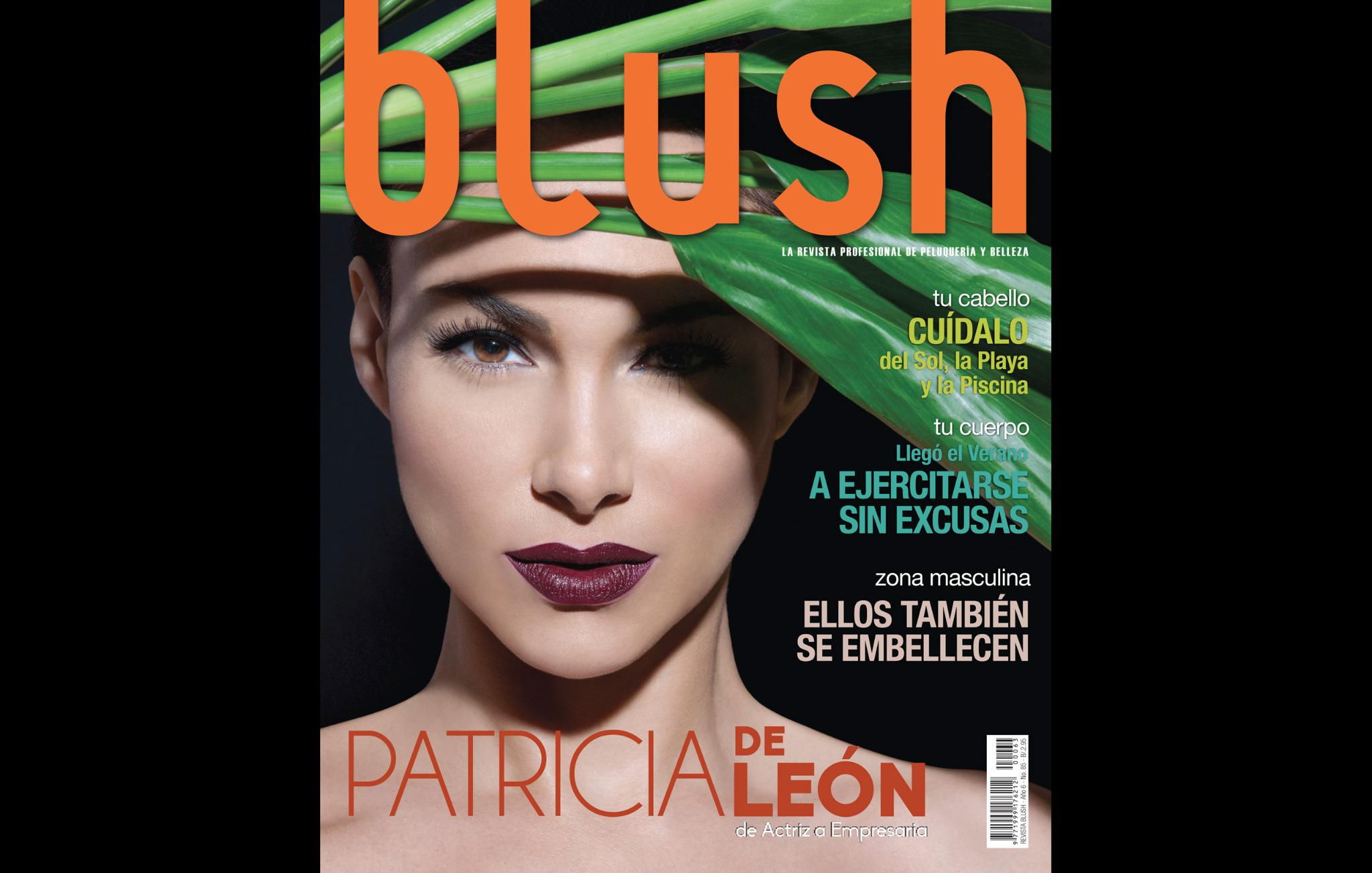 .@PATRICIADELEONB on the cover of @BLUSHPanama! http://t.co/NNY8KRW6er