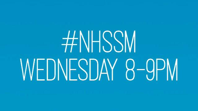 Tomorrow's #nhssm: 'personal vs organisation social media use in the NHS - what's the same & what's diff?' http://t.co/g6hg7ad8xX