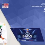 RT @cnnibn_ioty: Vote for Sania Mirza as your CNN-IBN #IndianoftheYear by posting  #iotySaniaMirza on your Facebook Timeline http://t.co/ef…