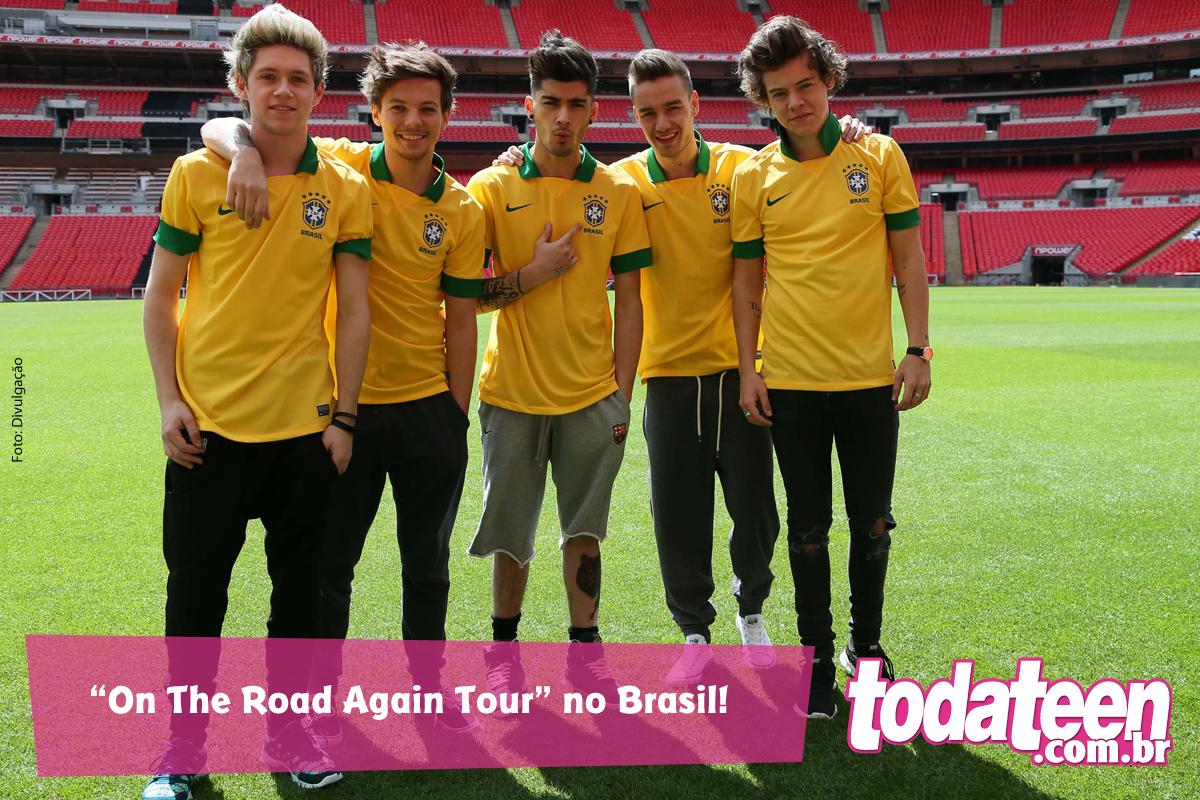 SOCORRRROO! #desmaiados #OMG Jornal afirma que a @onedirection virá ao Brasil! Vem saber mais: http://t.co/ayIP0Jtpt2 http://t.co/kZAKwO9C9S