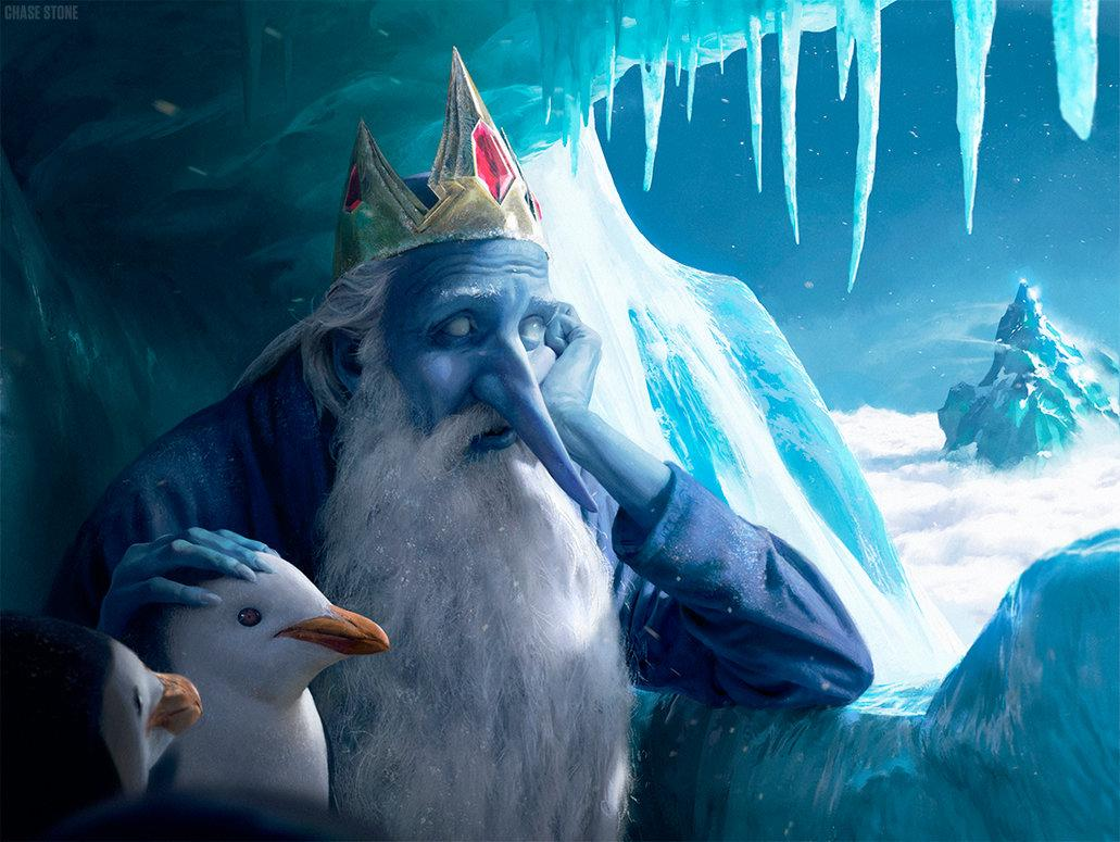"""""""The Ice King"""" by Chase Stone http://t.co/3I8SZ4LplQ"""