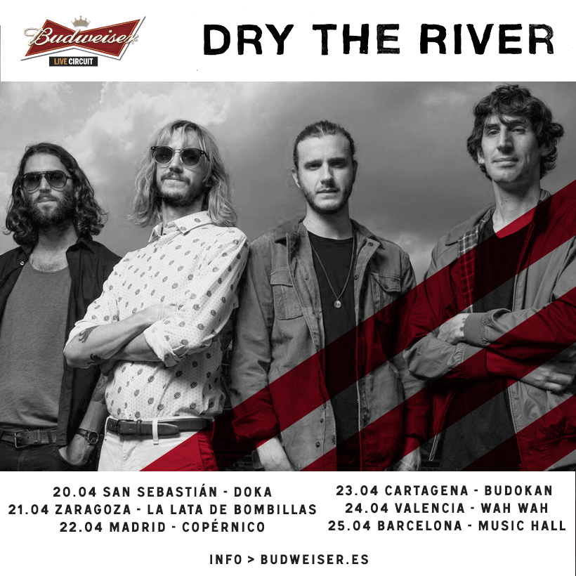 We'll be playing some shows in Spain for @Budweiser_es in April! Info and tickets here... http://t.co/sVEZTSI9uc http://t.co/XSiVJEjZLr