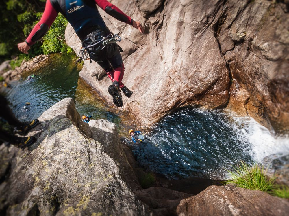 Photoessay: Epic canyoneering in Spain and Portugal